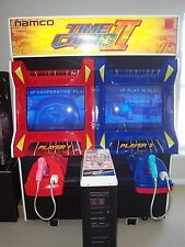 TIME CRISIS II DUAL ARCADE SHOOTING CLEAN AWESOME