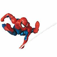 MAFEX No.075 Amazing Spider-Man comic Action Figure 155mm MARVEL from JAPAN