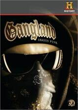Gangland ~ Complete 5th Fifth Season 5 Five ~ BRAND NEW 3-DISC DVD SET