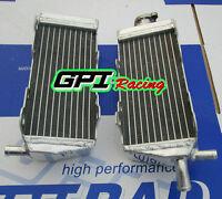 aluminum radiator Honda CR 125 R CR125R 1989 89