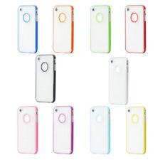 Fundas Para iPhone 4s de color principal transparente para teléfonos móviles y PDAs