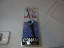 Conair curling iron instant heat hot sticks 3/4 in 25 heat settings auto off
