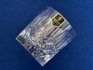 Edinburgh Crystal Whisky Glass - Appin - Old Fashioned - More available!