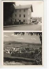 AK Regen, Bayerisch. Wald, Gasthof Koller, 1950