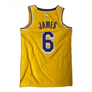 Lebron James LA Lakers Official NBA Authentic Jersey Small Brand New With Tags