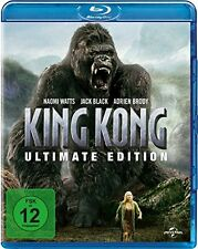 Blu-ray * KING KONG - ULTIMATE EDITION  [LIMITED EDITION] # NEU OVP +