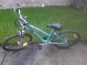 """SCHWINN RANGER LADIES BICYCLE 14.5"""" Frame 24"""" Wheels Nice Bike (Read) #6"""