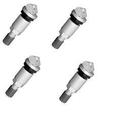 4 pc Set TPMS Replacement Tire Pressure Valve Stem Rebuild Kit for Acura ILX