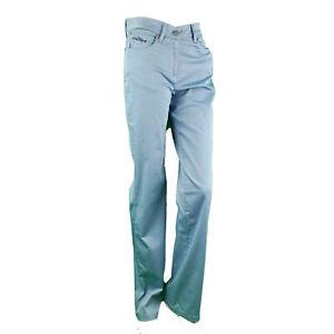CHERVO Golf Damen Hose Golfhose Staudacher SUN BLOCK blau 516 2.Wahl