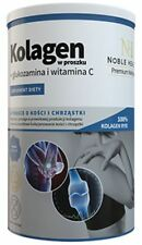 COLLAGEN + GLUCOSAMINE + VITAMIN C supports knee joints eliminate joint problems