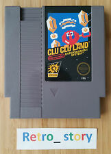 Nintendo NES Clu Clu Land PAL