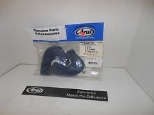 NEW Arai helmet replacement foam Earcup set for open face 20 mm thick # 2553