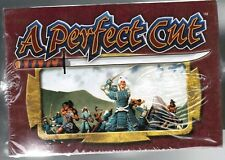 LEGEND RIVE RINGS Sealed Box of A Perfect Cut (2001) 48 packs of 11 cards