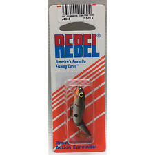 Original Rebel Jointed Minnow Tennessee Shad J4948 Freshwater Fishing Lure