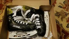 New listing Bauer Supreme Ignite Pro kids hockey ice Skates 11.5 D *gently used in box *
