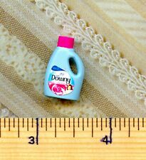 Dollhouse Miniature Size Laundry Fabric Softener # D