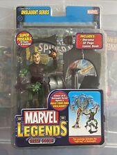 Marvel Legends Onslaught Series Unmasked Green Goblin Variant MIP