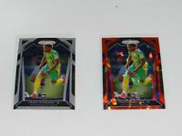 2020-21 Panini Prizm Premier League Grady Diangana Red Ice & Base #268