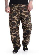 Carhartt Pantalon Cargo Pant Columbia Camo Isle W30l32 Rinsed