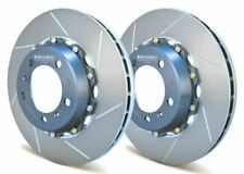 GiroDisc FRONT 2pcs 350mm Rotors for Porsche Cayman S Boxster S 981