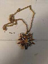 Wolf Necklace Pendant