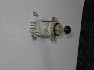 Bosch Neff Siemens Dishwasher Outlet Solenoid Valve. Part number 166874