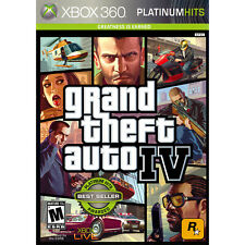 Grand Theft Auto Iv Xbox 360 [Factory Refurbished]