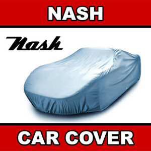 NASH [OUTDOOR] CAR COVER ☑️ All Weatherproof ☑️ 100% Full Warranty ✔CUSTOM✔FIT