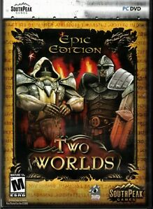 Two Worlds: Epic Edition (PC, 2008) SouthPeak Excellent M Mature 17+ Game