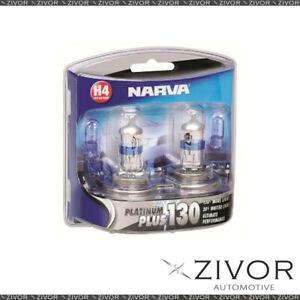 H4 12V 60/55W PLATINUM PLUS 130 - BL2 Globe-48542BL2 For Holden-Nova *By Zivor*