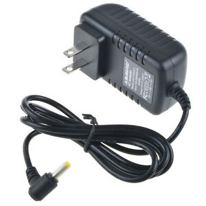AC Adapter Charger for Philips DCP750/37 DCP850/37 Portable DVD Player Power PSU