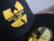 Wu-tang Clan 36 Chambers 59FIFTY New Era Fitted Cap sz 7 3/4 rare hat hip hop