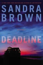 Sandra Brown  Deadline unabridged