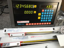 Digital Readout and Linear Measuring Scales for Engraving Machine