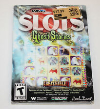 PC game - WMS SLOTS Ghost Stories - 18 Slots - BRAND NEW - Fast Shipping