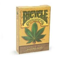 1 Deck Bicycle Hemp Standard Poker Playing Cards Sealed New In Box #1025745