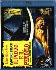 IL POZZO E IL PENDOLO (1961di Roger Corman) Vincent Price BLU RAY DISC NUOVO