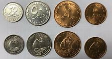 QATAR 1973 - 2003  5,10,25,50 DIRHAMS  UNC