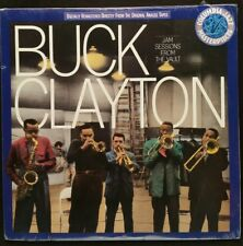 Buck Clayton JAM SESSIONS FROM THE VAULT Sealed