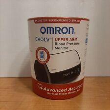 New Omron Evolv Upper Arm Blood Pressure Monitor BP7000 Bluetooth