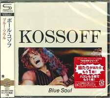 PAUL KOSSOFF-BLUE SOUL-JAPAN SHM-CD  D50