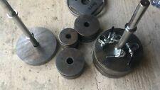 Dischi disco Palestra pesi in acciaio, misure personalizzate! Body Building 5kg