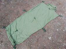 British Army Lightweight Sleeping Bag Liner Grade 1 - Fishing Camping Bushcraft
