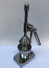 Vintage Juice Press / Lever Hand Press Juicer / Citrus Juicer Orange Lemon
