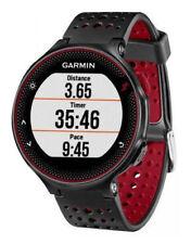 Garmin Forerunner 235 GPS Running Watch & Activity Tracker - Black/Red W/HRM