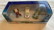 Holiday Vintage HOT RODS Set of 3 Cars Hot Wheels Mattel 2000