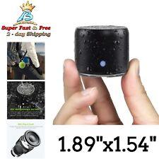 """Portable Bluetooth Loud Speakers Mini Travel Speaker For Shower Room Bike Car 2"""""""