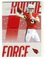 2018 Panini Absolute ROOKIE FORCE RELIC #RF-JR JOSH ROSEN RC Cardinals RETAIL