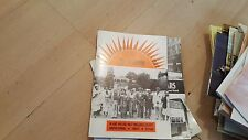 Pensioners days out by Bus & Train 1986/87 winter /Spring ebay uk west midlands