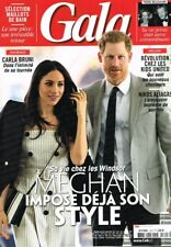 A- Gala N°1303 Meghan Markle Pierre Bellemare Kids United Nikos Aliagas